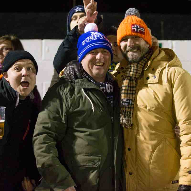 Slough Town 17.1.17 Photos by Marc Keinch