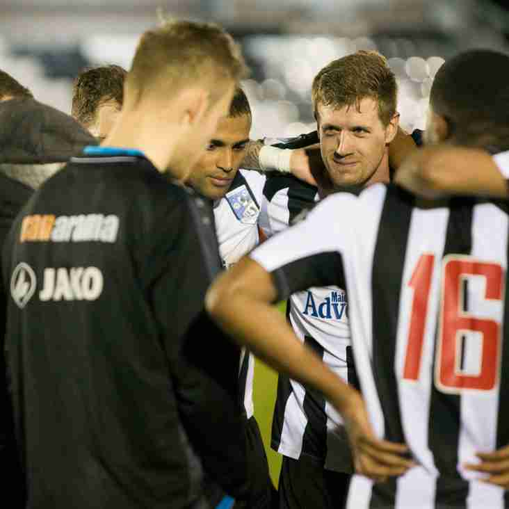 Magpies do battle with Crusaders