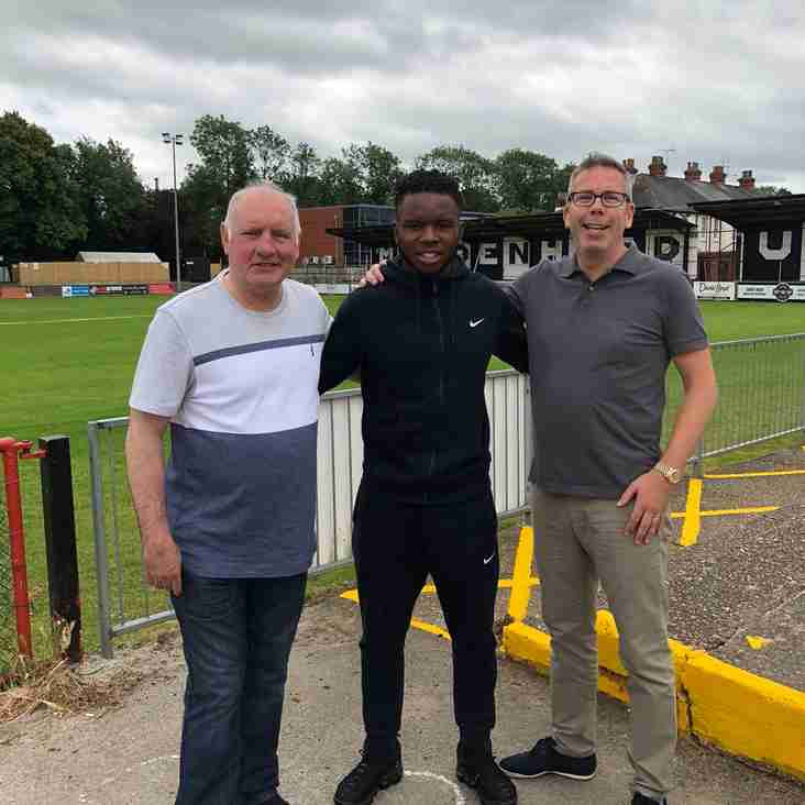 Dev broadens attacking options with Akintunde signing
