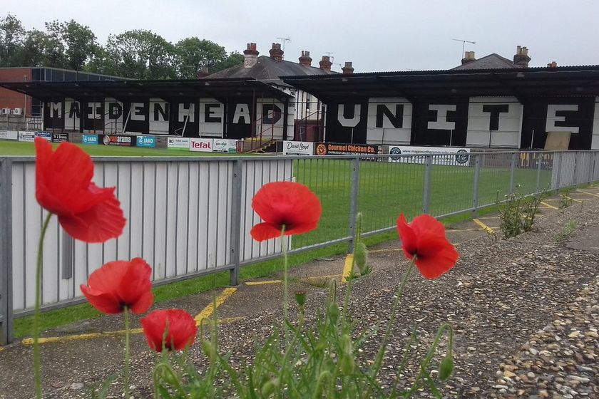 Maidenhead United Remembers