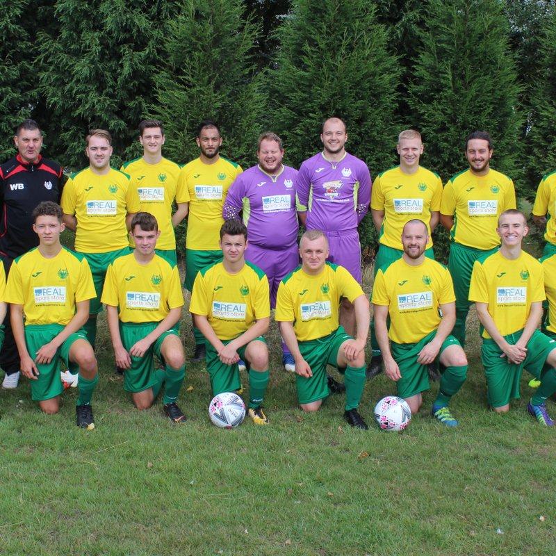 1st Team lose to Retford United 2 - 0