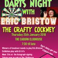 AN EVENING WITH ERIC BRISTOW