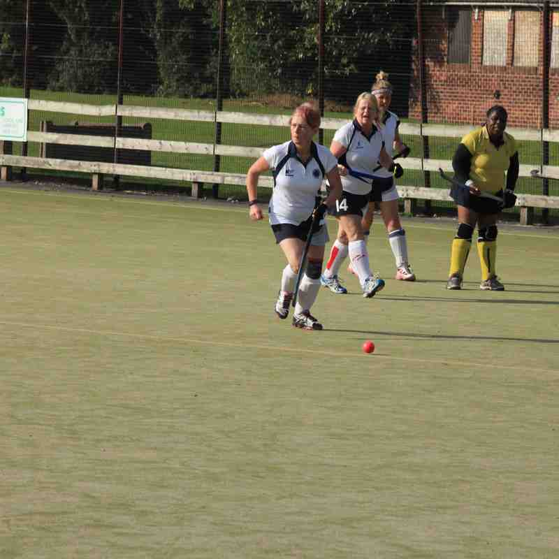 WPLHC 2s v Sale 3s - Saturday 15th October 2016
