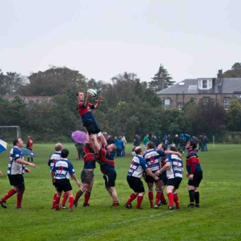 Broughton vs Earlston
