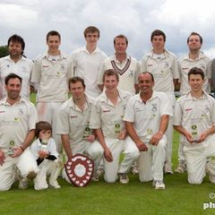 Cup Final Win 2011