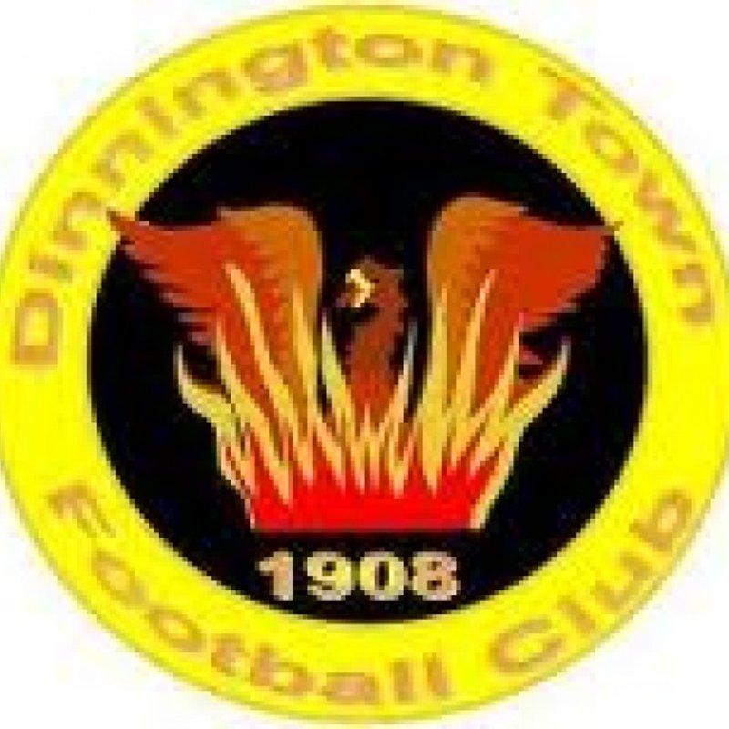 Dinnington Town FC U19s v Buxton Town FC U19s