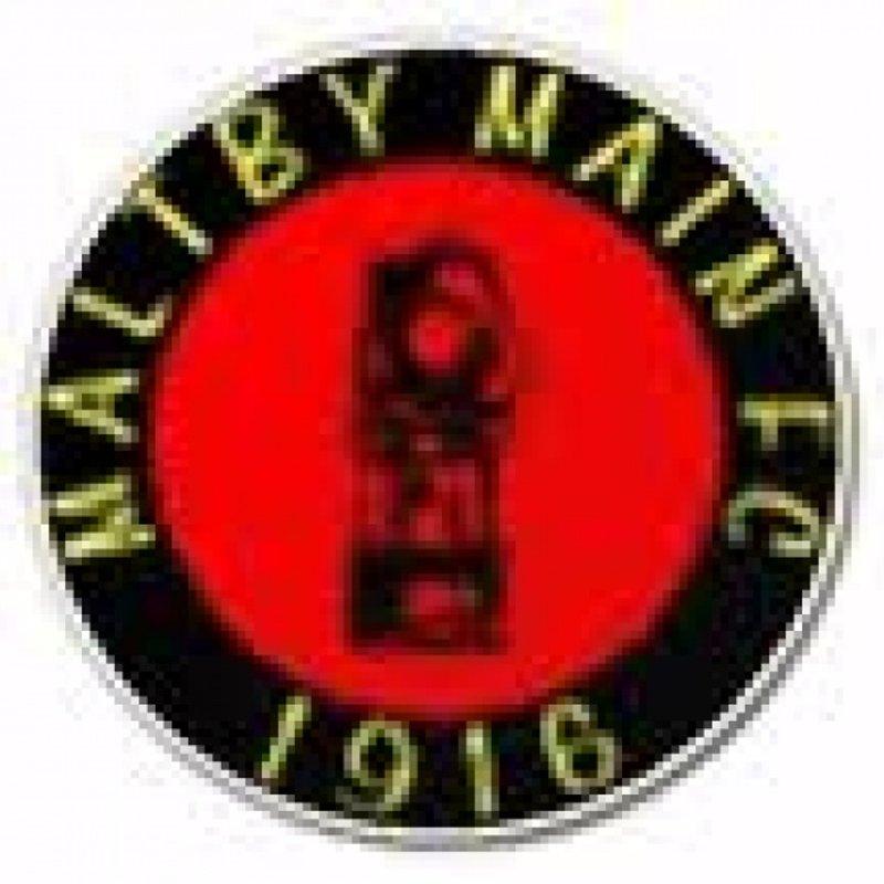 Buxton FC U19s v Maltby Main FC U19s