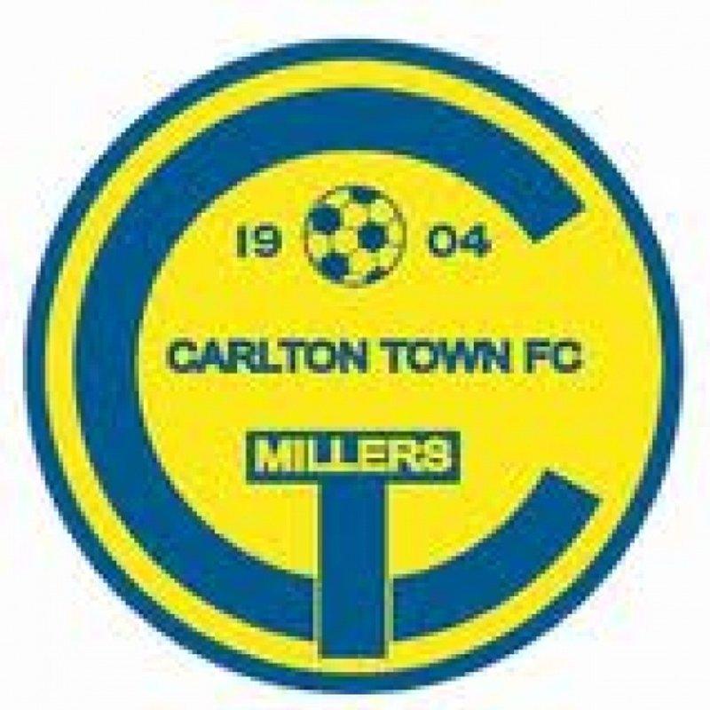 Buxton FC U19s v Carlton Town FC U19s