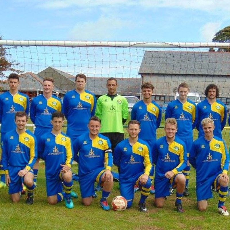 Pentraeth  lose to Bodedern Ath 2 - 1