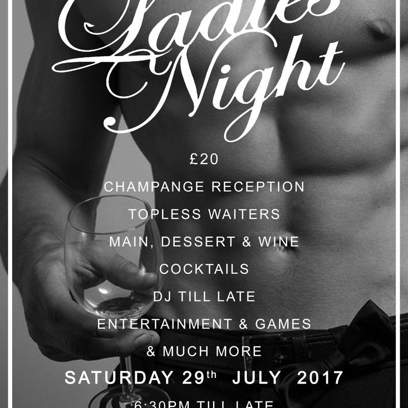 URFC Presents Ladies Night
