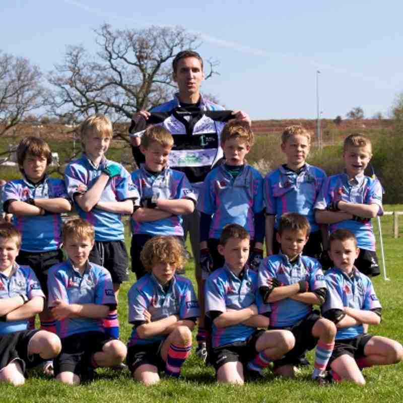 U9 'Convicts' - Worcester 2012