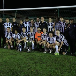 Youth team complete the double