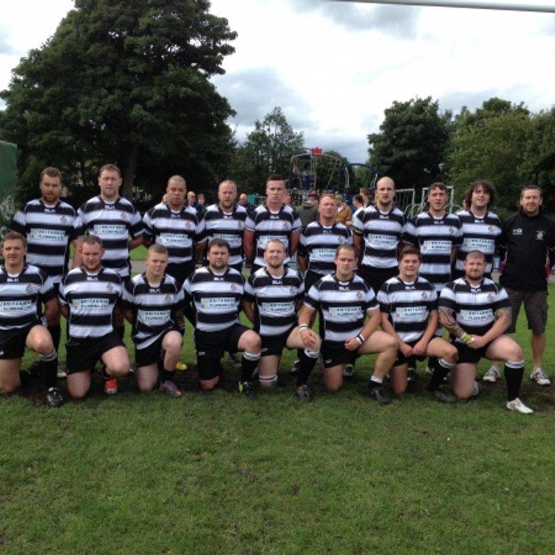 Summer Team beat Queensbury A 26 - 24
