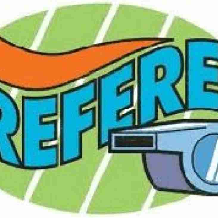 NWCFA Referees Recruitment Training Course