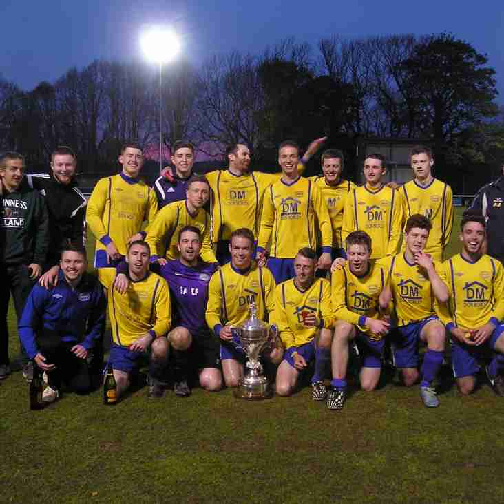 Stumdwy win the NWCFA Intermediate Cup