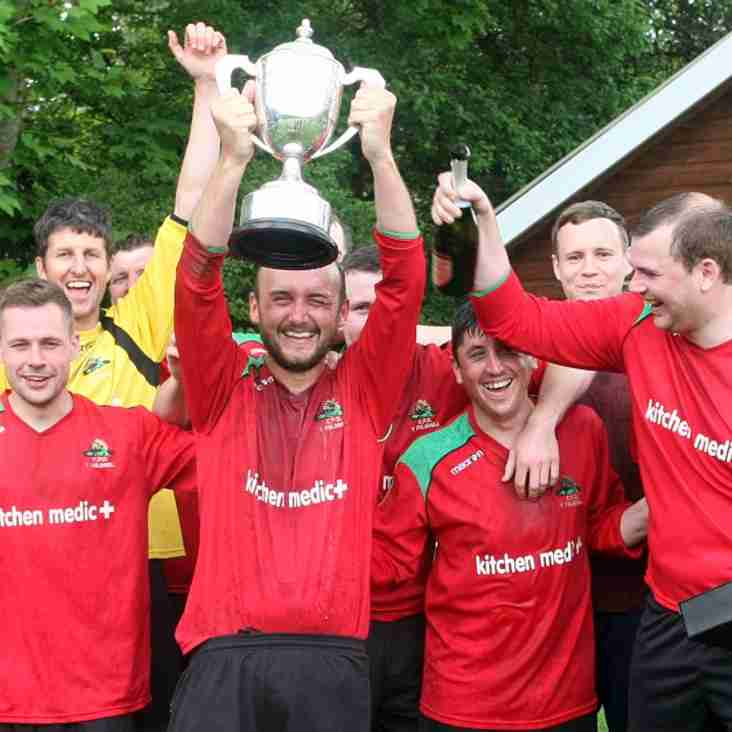 FELINHELI are League Champions