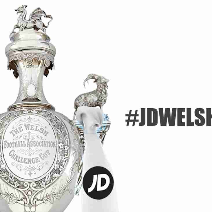 FAW Welsh Cup 2nd Round Qualifying Draw