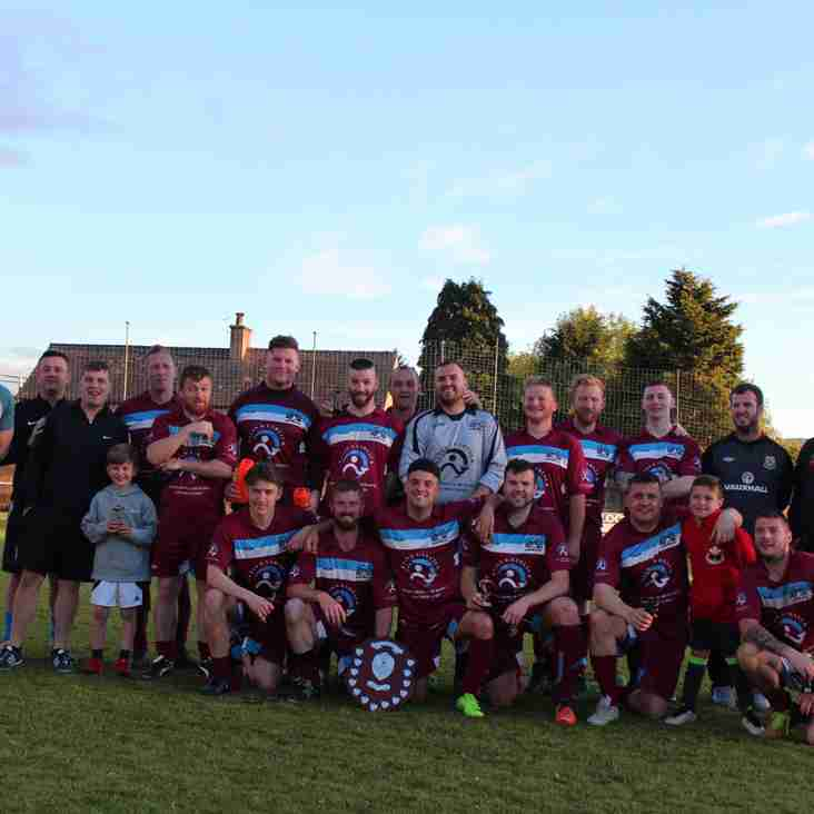 Bontnewydd retain Gwynedd Safeflue Shield after narrowly beating 2015 winners Llanystumdwy