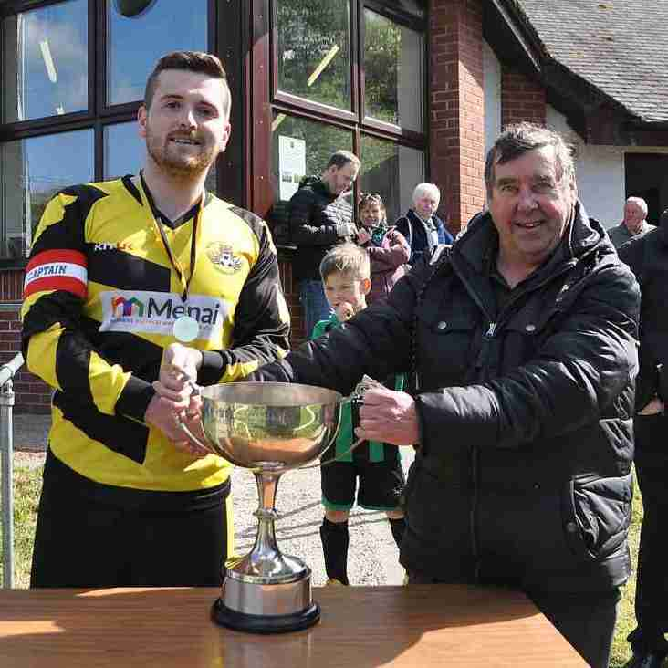 Tigers double up their trophy cabinet to bag the Gwynedd Cup
