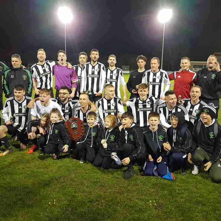Gwalchmai beat Nefyn 2-1 after extra time