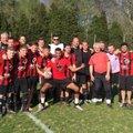1st Team beat Broadbridge Heath 4 - 0