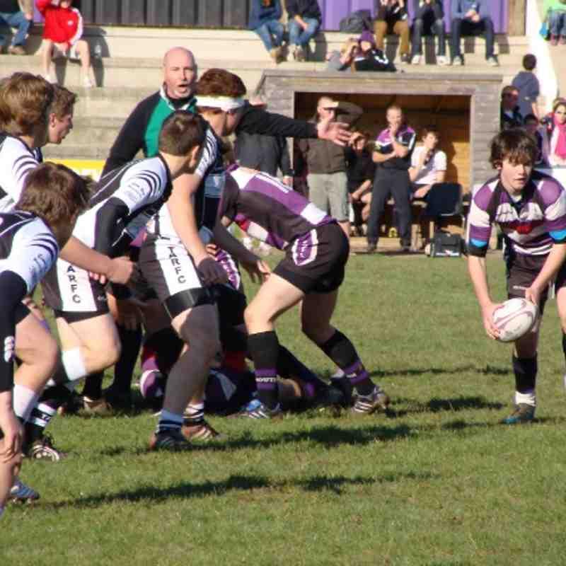 Exmouth U16's Vs Torquay U 16's 06/11/11