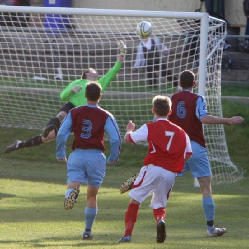 Fawley continue in the FA Vase