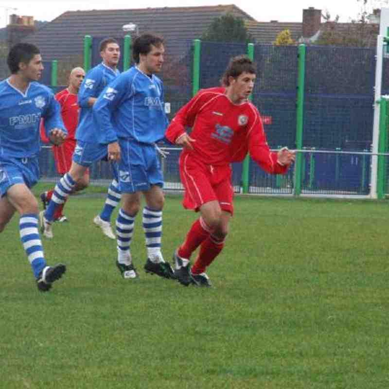 2007-10-27 - Crawley Down