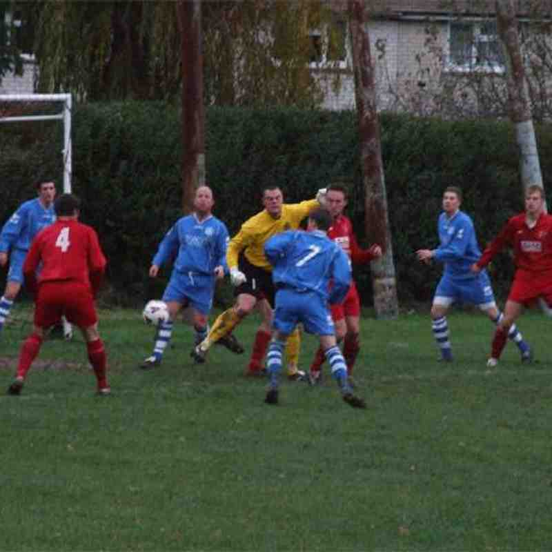 2007-11-24 - Steyning Town