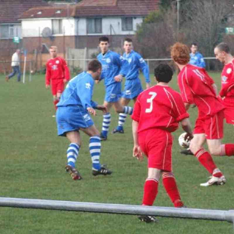 2007-12-22 - Crawley Down