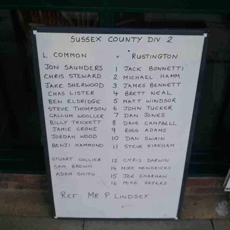 2011-08-27 - Little Common (Away-League)