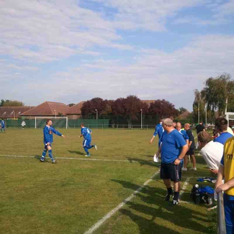 2011-09-03 - Steyning Town (Home League)