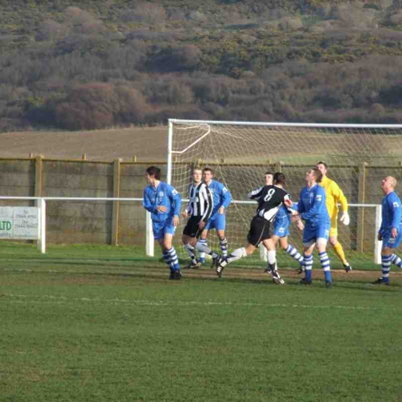 2008-01-26 - Peacehaven (Away)