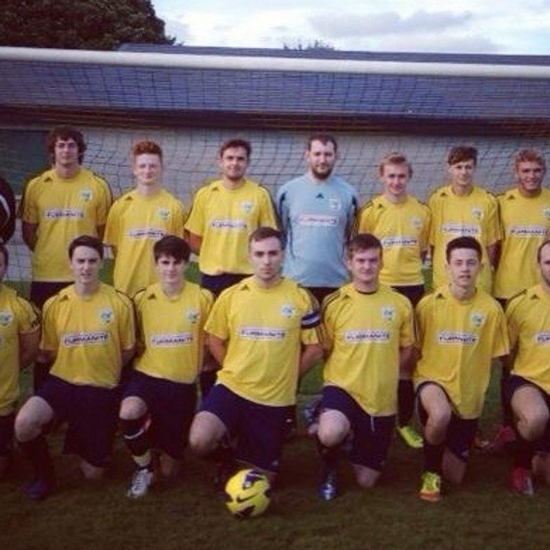 Reserve team beat Greystoke 2 - 5