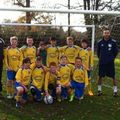 Milnthorpe & District 2 - 2 Kendal Utd Rockets