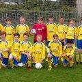 Kendal Utd Colts U15 beat Milnthorpe Town 5 - 0