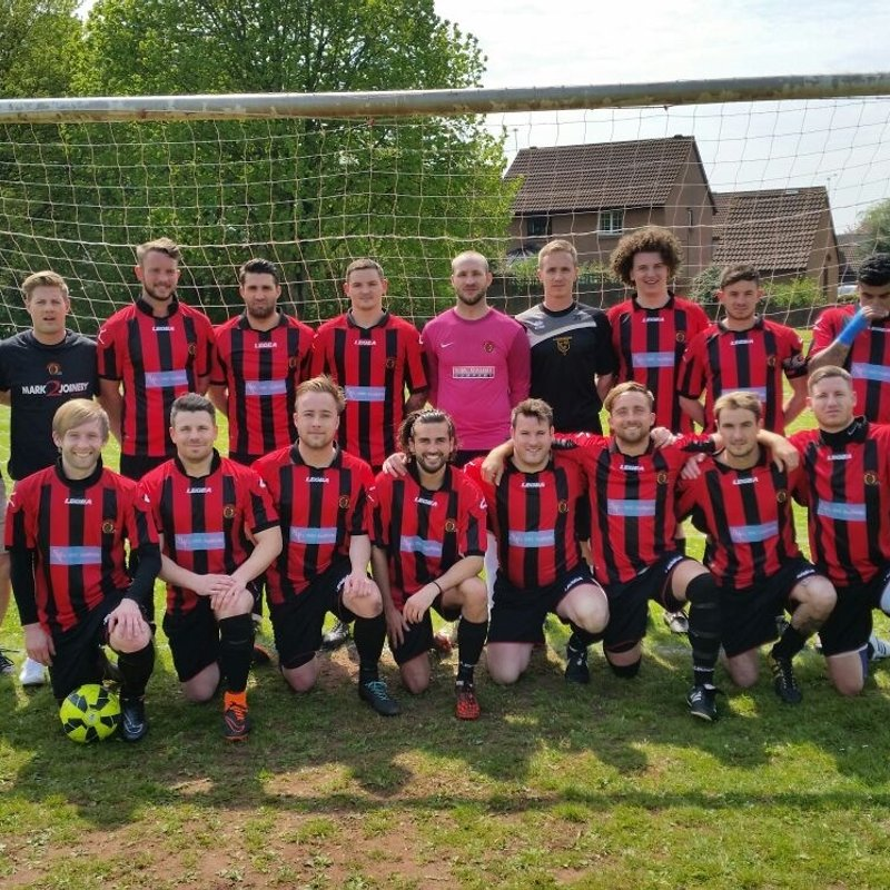 Olveston United First vs. Stapleton AFC