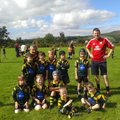 Helensburgh Youth Rugby Club vs. Training