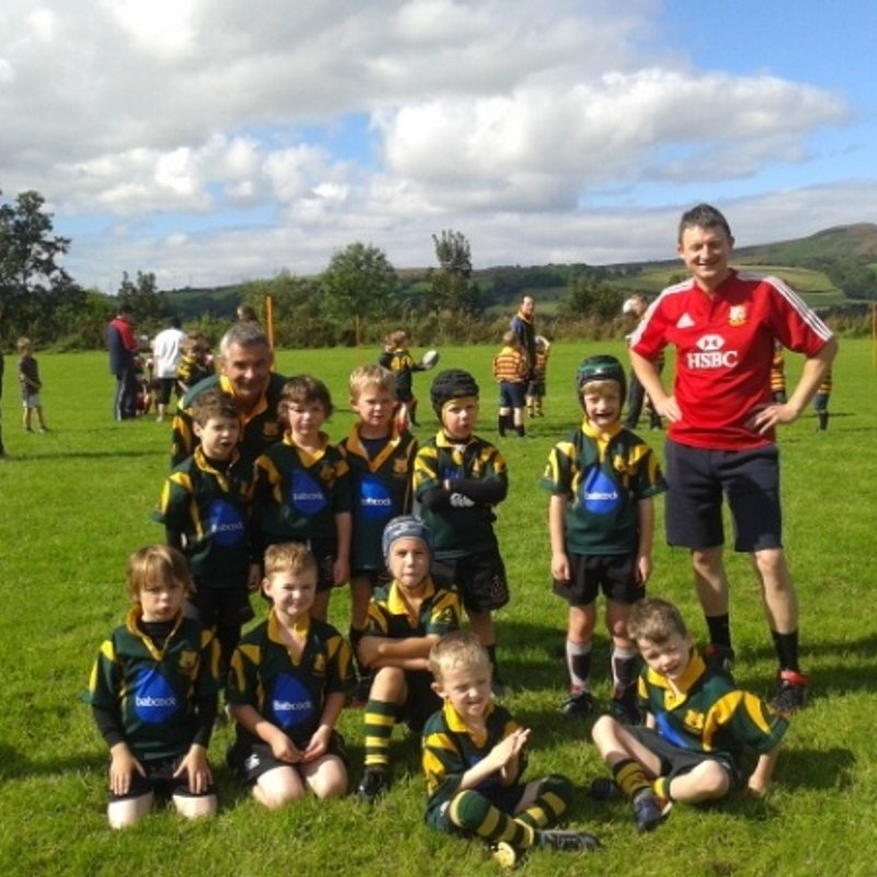 Helensburgh Youth Rugby Club vs. Glasgow Accies