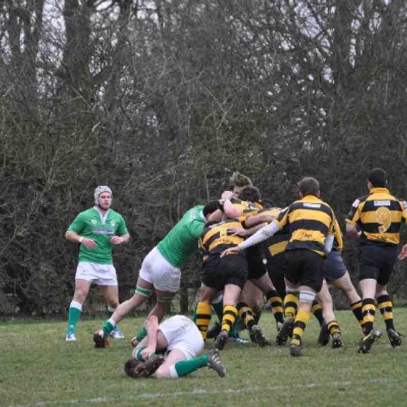Tring 2's V London Irish