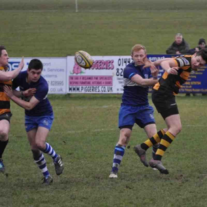 Tring Colts V Bishop Stortford