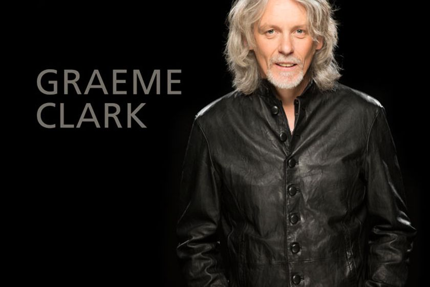SMILE presents an evening with Wet Wet Wet's Graeme Clark
