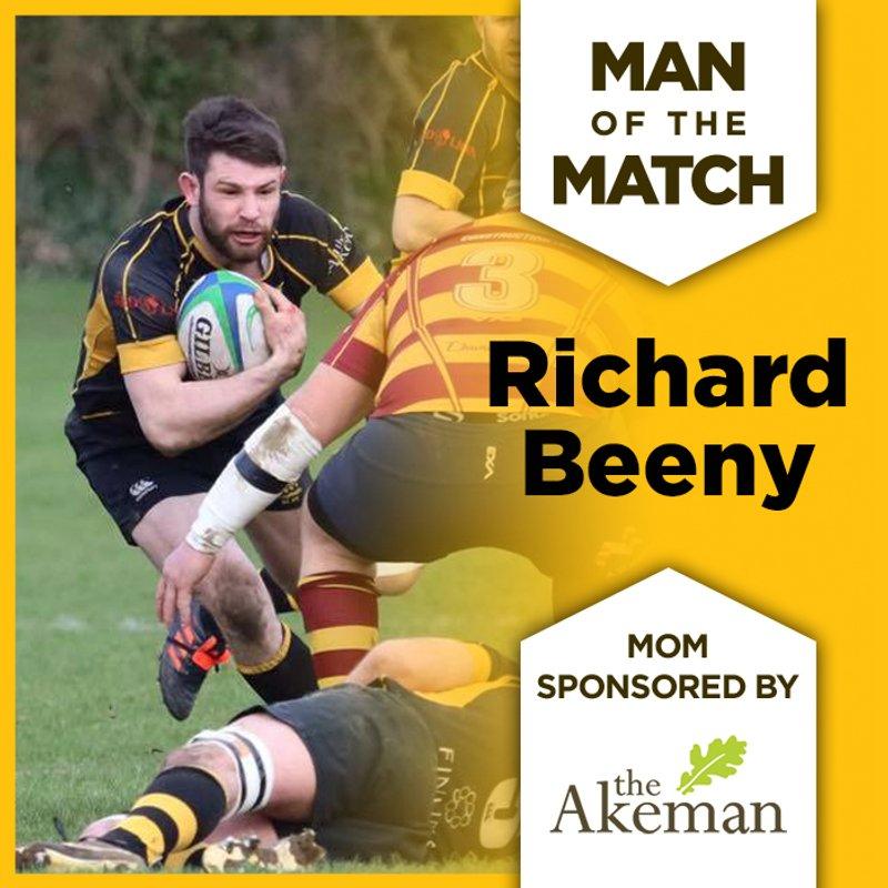 Richard Beeny named The Akeman MOM v Westcliff