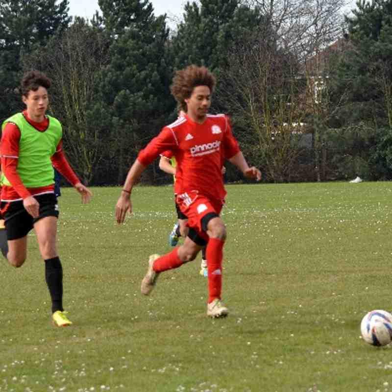 Worthing Dynamos U16
