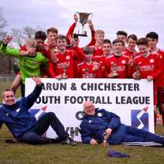 Dynamos under 15's win Challenge Cup final for third year in a row.