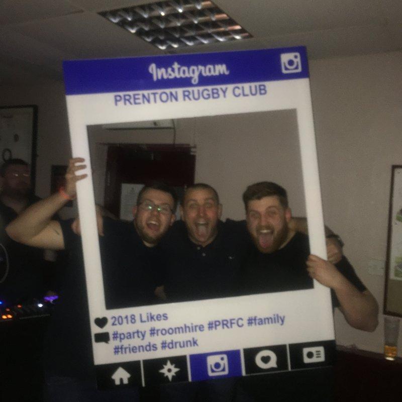 Prentons 1st Bingo night huge success