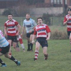 2cd's v Edinburgh Accies at Walkerburn 03/12/16