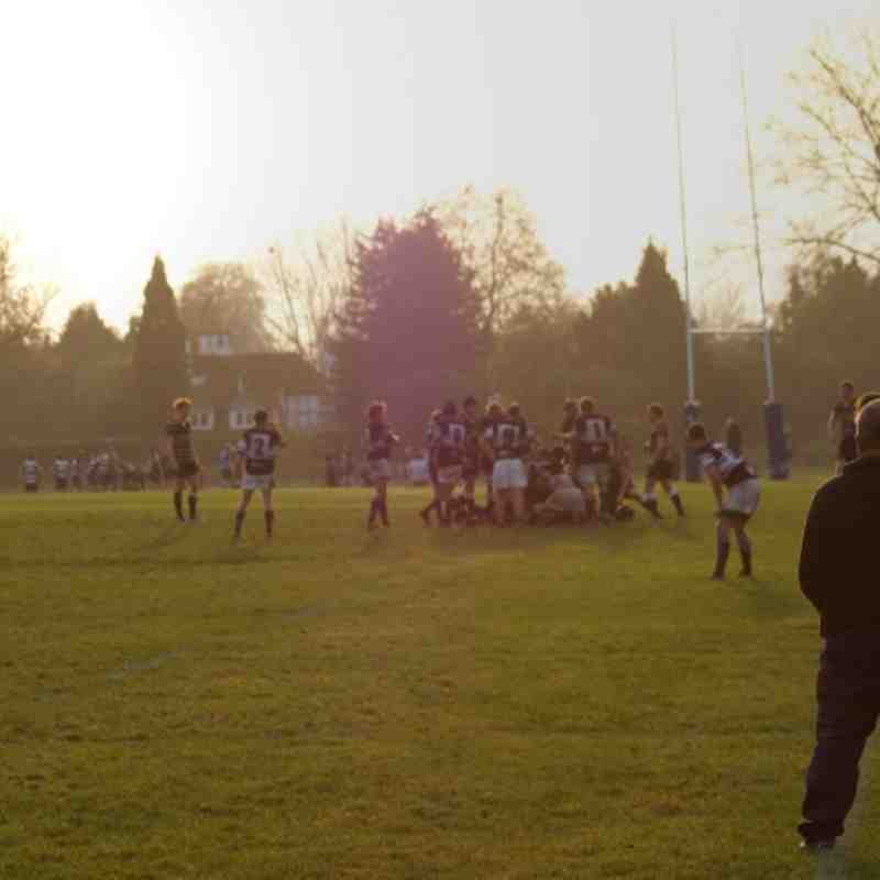 2011 Marlow 1stXV vs Swanage