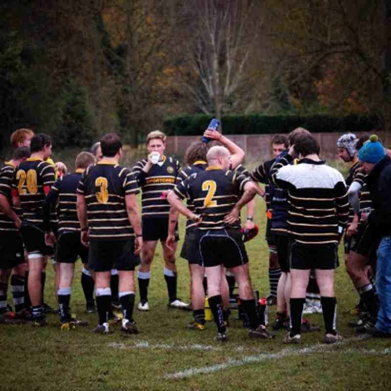 Marlow 2nd XV - 17 Nov 12