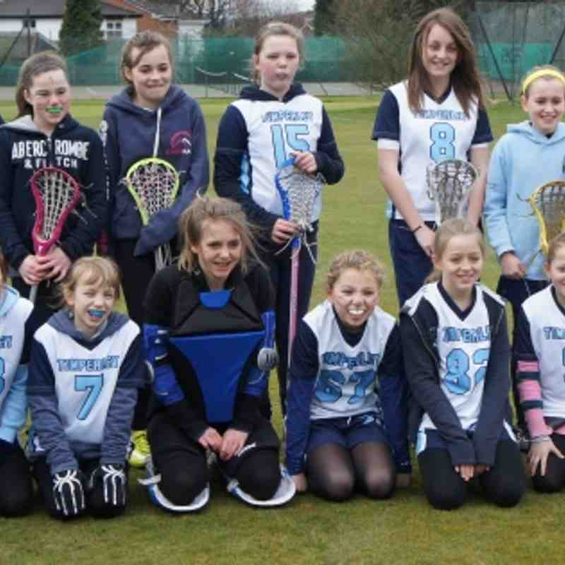 U12s Girls 2010-2011 Tournament
